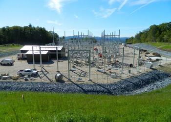 Photo of Bennington Substation