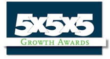 5x5x5 Growth Award
